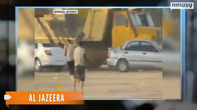 News video: Benghazi Prison Break Frees 1,200 Inmates